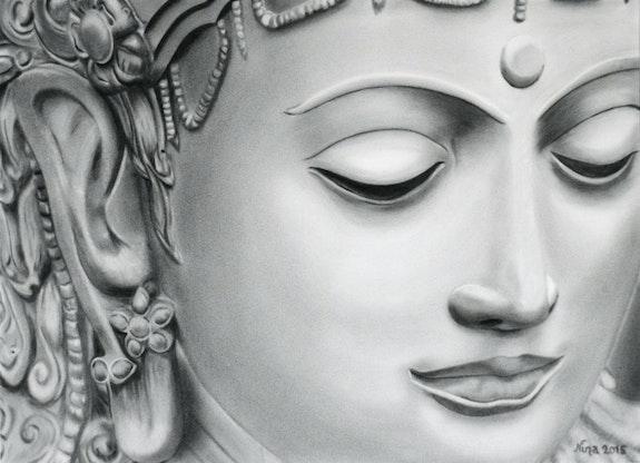 Bouddha féminin primordial. Nina Nina