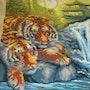 Les tigres à la pagode. Nad