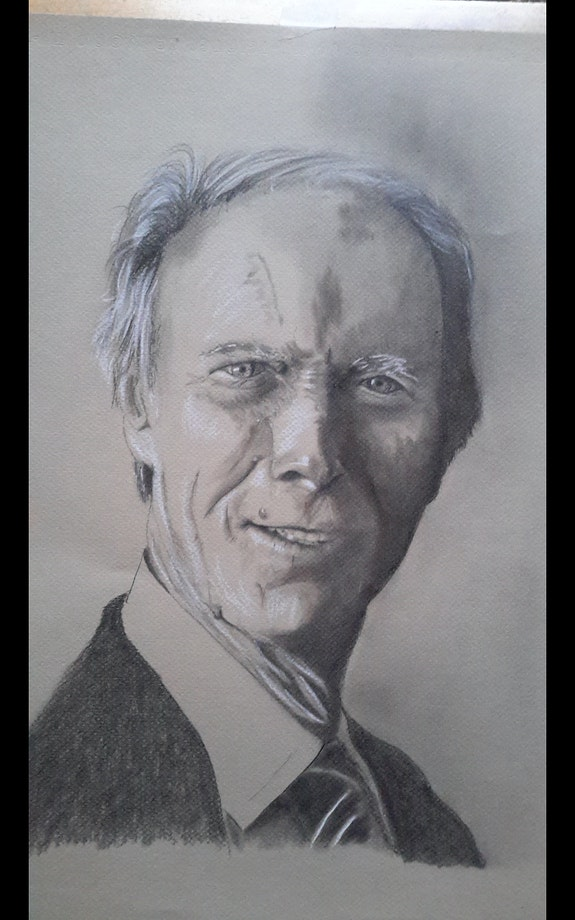 Clint eastwood. Jose Antonio Arias Jose Antonio Arias