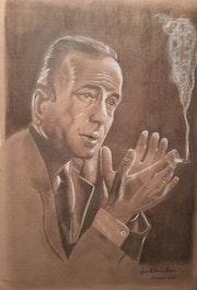 Humprei Bogart.