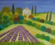 Promenade en Provence.
