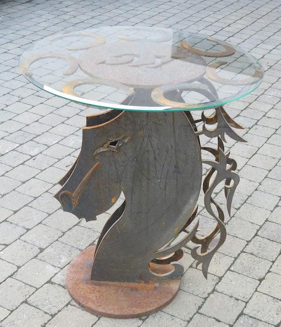 Table tête de cheval. Hannibal Hannibal