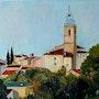 Mon Village. Andre Blanc