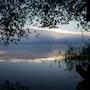 Silence matinal au bord d'un lac. Stéphane Huet