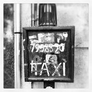 Taxi. Belinchon