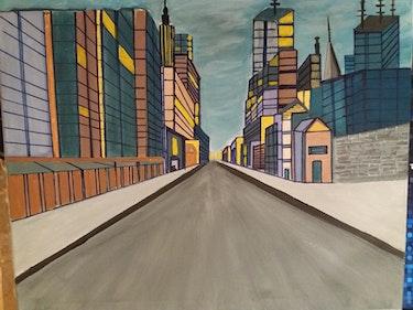 New york. Ilham Balarh