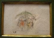 Camille Flers - a L'Ombre. Antiquité & Collection 78