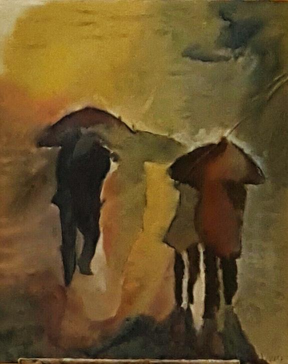 Soir de pluie. Véroniq's Véroniq' S