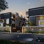 Ultra Modern Home Exterior Design. Kcl Solutions
