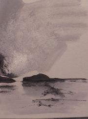 Paysage Abstrait 4.