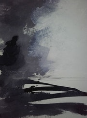 Paysage Abstrait 5.