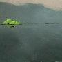 Apparition sur le lac. Béatrice Sergent