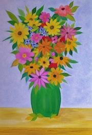 Bouquet 21.