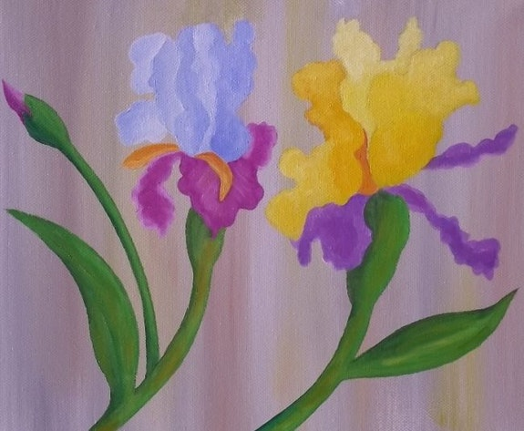 Iris 4. Gerard Flohic Gerard Flohic
