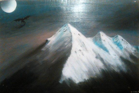 Montañas. Franklin Lopez Franklin Lopez