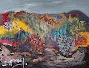 Paysage contemporain. Eric Forg