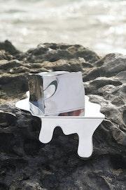 Melting cube 2. Jean Martin