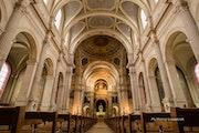 Eglise de Paris. Thierry Gouvernet