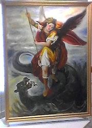 Arcangel y Leviatan.. Marcelo Rubal
