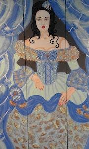 Madame de la valliere.