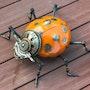 Metal Ladybug. Mari9Art