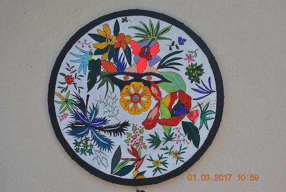 Regard sur les floralies. Claude Sauvage Claude Sauvage