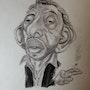 Serge Gainsbourg. Abdel Lakhdouri