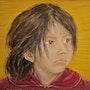 La petite fille des Andes.