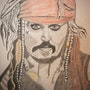 Pirates des Caraïbes (Johnny Deep). Fantou16