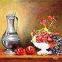L'Aiguière aux fruits. Anthony Oliver