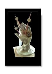 La main du créateur.