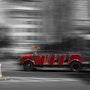 Bus rojo viena. Vienne Red Bus. Jbel