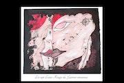 «Les Sept Lunes Rouges du guerrier amoureux ».
