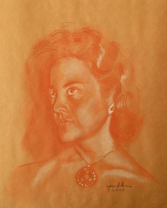 My mother. José Antonio Arias Jose Antonio Arias