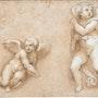 Dessin Italien du 16è siècle, entourage de raphael (1483-1520). Poncelin De Raucourt Fine Arts