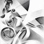 A metallurgical approach to Bettie Page - 12-03-17. Corné Akkers Kunstwerken