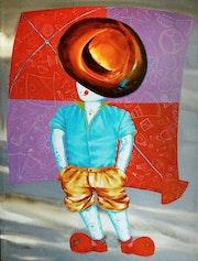Aureole of the childhood II. Shiv Kumar Soni
