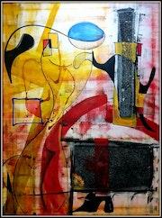 «Metamorfosis femenina». Joan Pascuti