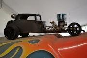 Ford 32 hot rod dragster. Xzav Phil