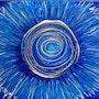 The Blue Flower. Hints4Art