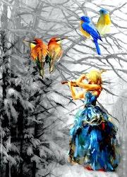Concerto pour oiseaux. Jean-Jacques Kindler