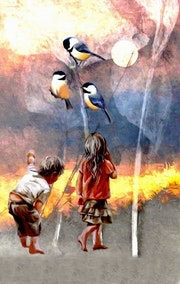 Les enfants. Jean-Jacques Kindler
