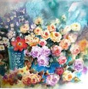 Roses n°2. Senterre