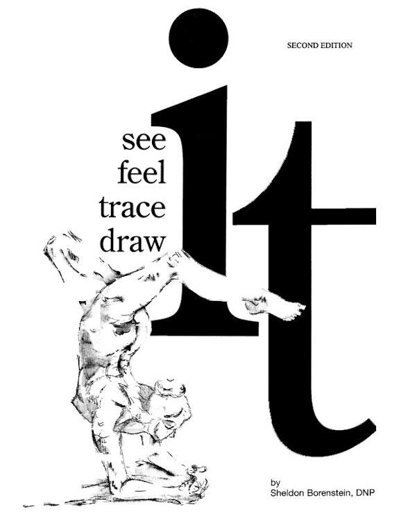 Drawing - See It. Sheldon Borenstein Nawar Azzam