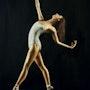 Graceful moves. Barry Davis