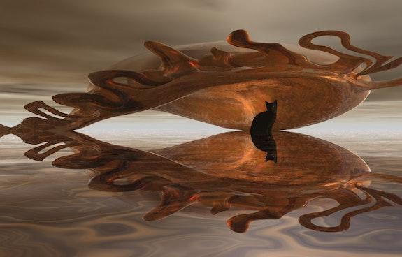 Comme un chat noir installé dans une huître:178 plasma. Lauferartsuisse Lauferartsuisse