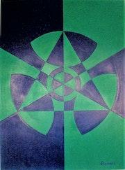 Geometría simétrica. Guerrero