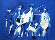 Musique Leçon. Valeriu Buev