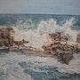 Serena347 - Vagues et rochers