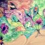 EVE-bébé multicolores. Veronique Bellaiche